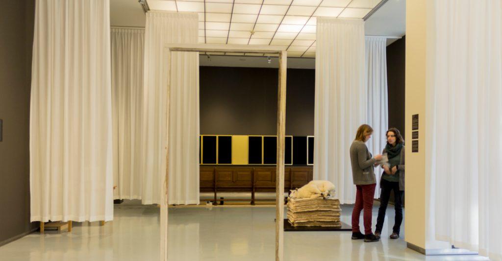 Johan akkerman - vormgeving musea - Leven met aandacht