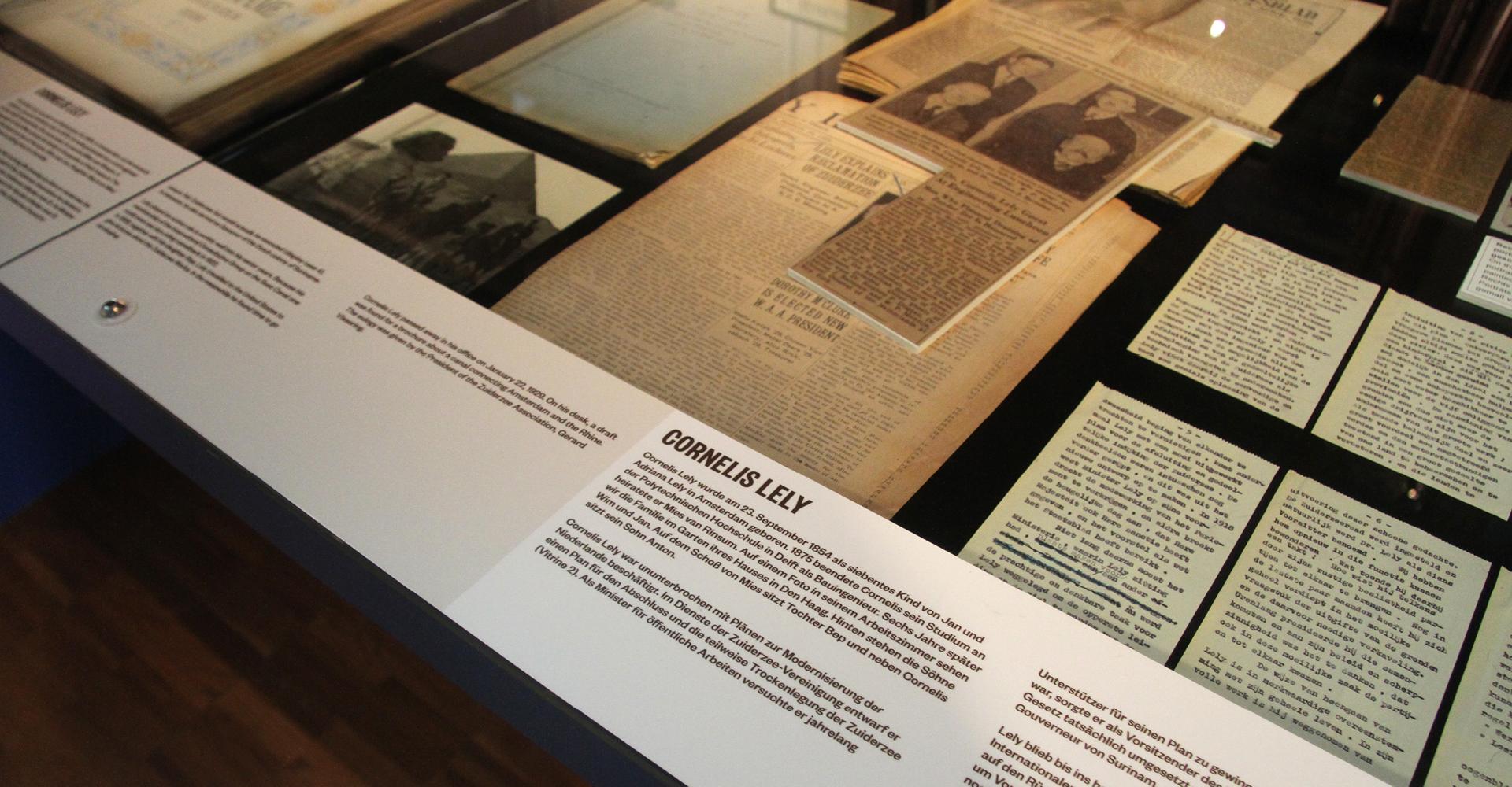 Johan Akkerman vormgeving musea Batavialand Werkkamer van Lely3